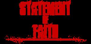 statementoffaith_logo_with_line